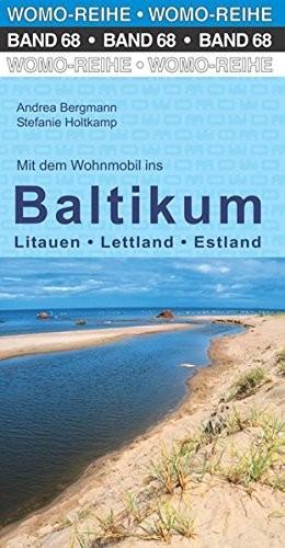"""und vom """"Womo-Verlag"""" """"mit dem Wohnmobil ins Baltikum"""""""