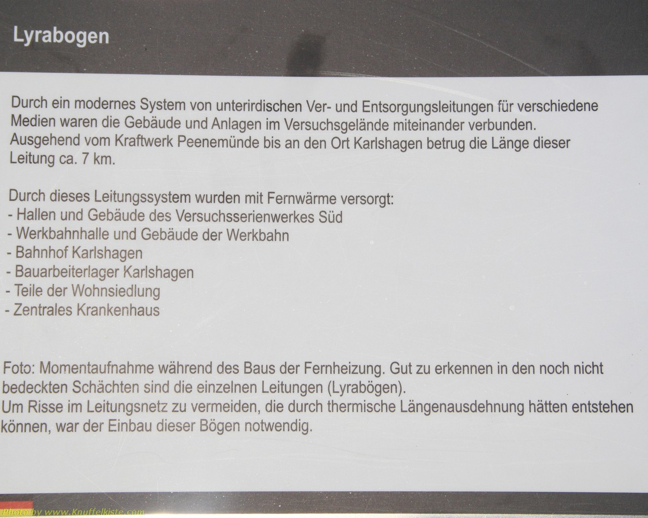 Erklärung Lyrabogen