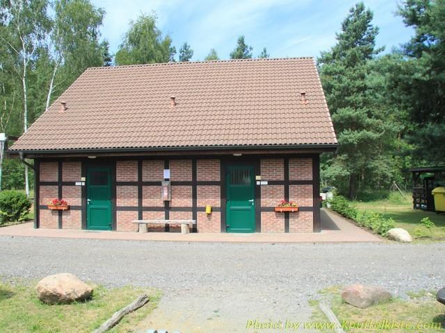 Das Sanitärhaus...