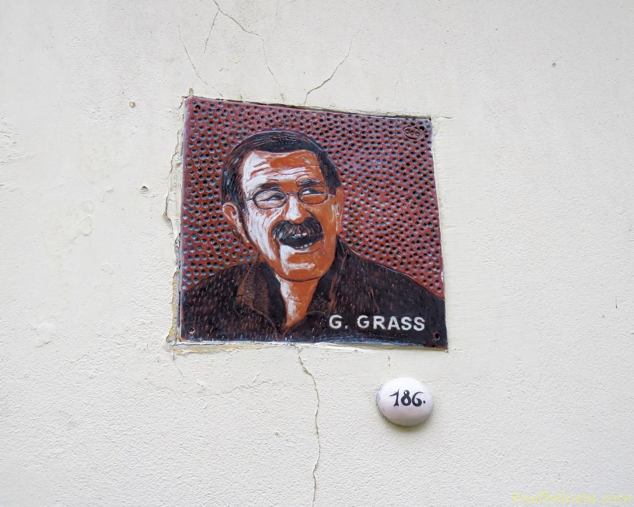 Fliesse mit G.Grass