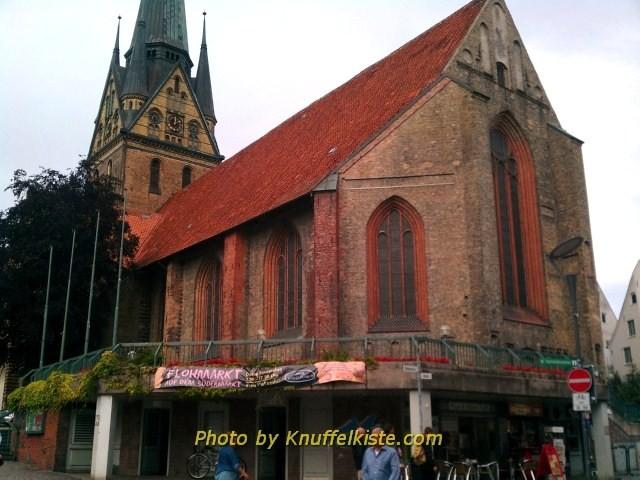 Ev. Kirche in Flensburg
