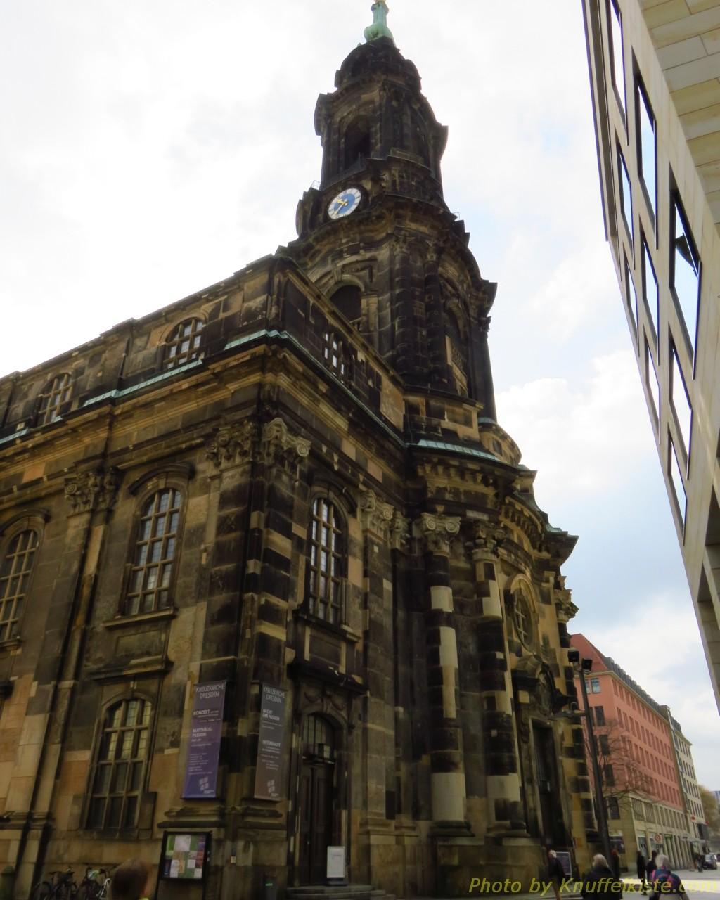 Die Kreuzkirche