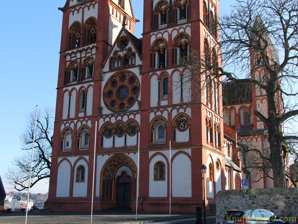 und zum Limburger Dom