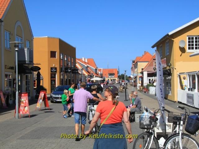 Innenstadt Skagen