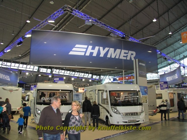 Hymer Stand