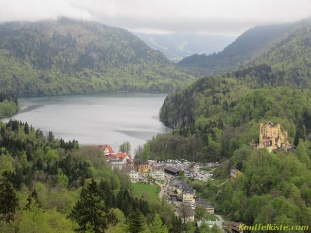 Schwangau und Alpsee