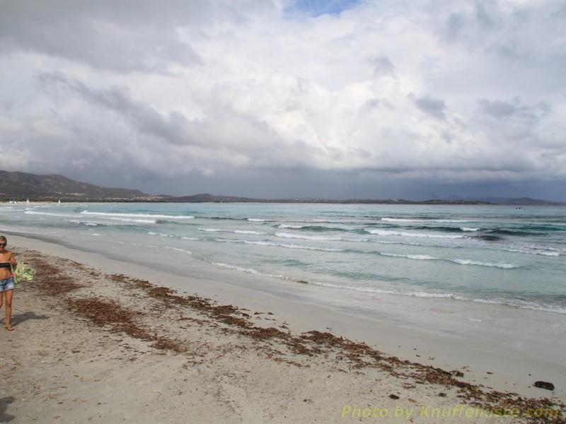 """Am Strand von """"La Cinta"""""""