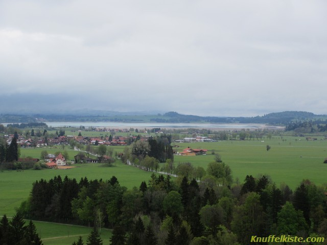 Blick Richtung Forgensee