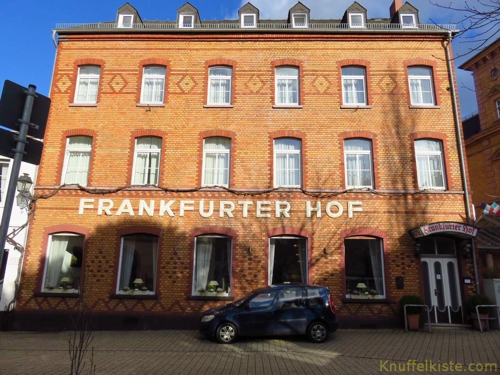 """Mein Hotel """"Frankfurter Hof"""""""
