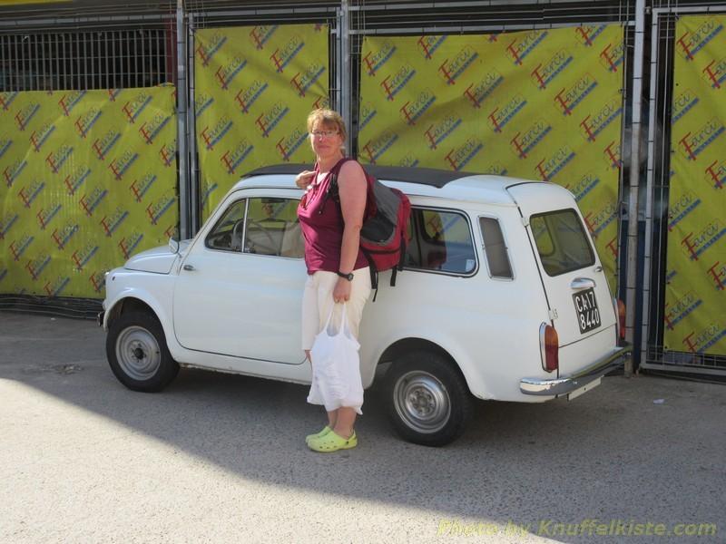 """Gabi´s """"Traumauto"""" Fiat 500 als Kombi - genial!!!"""