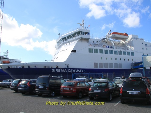 am Hafen von Esbjerg