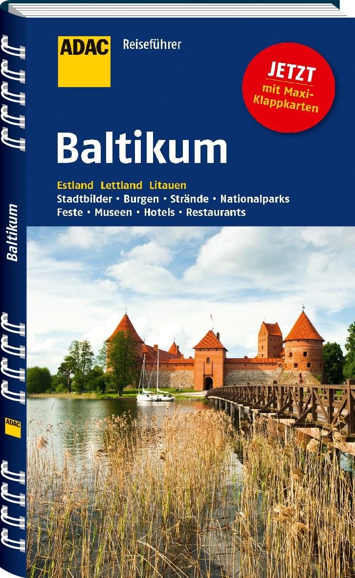 """""""ADAC"""" Reiseführer """"Baltikum"""""""