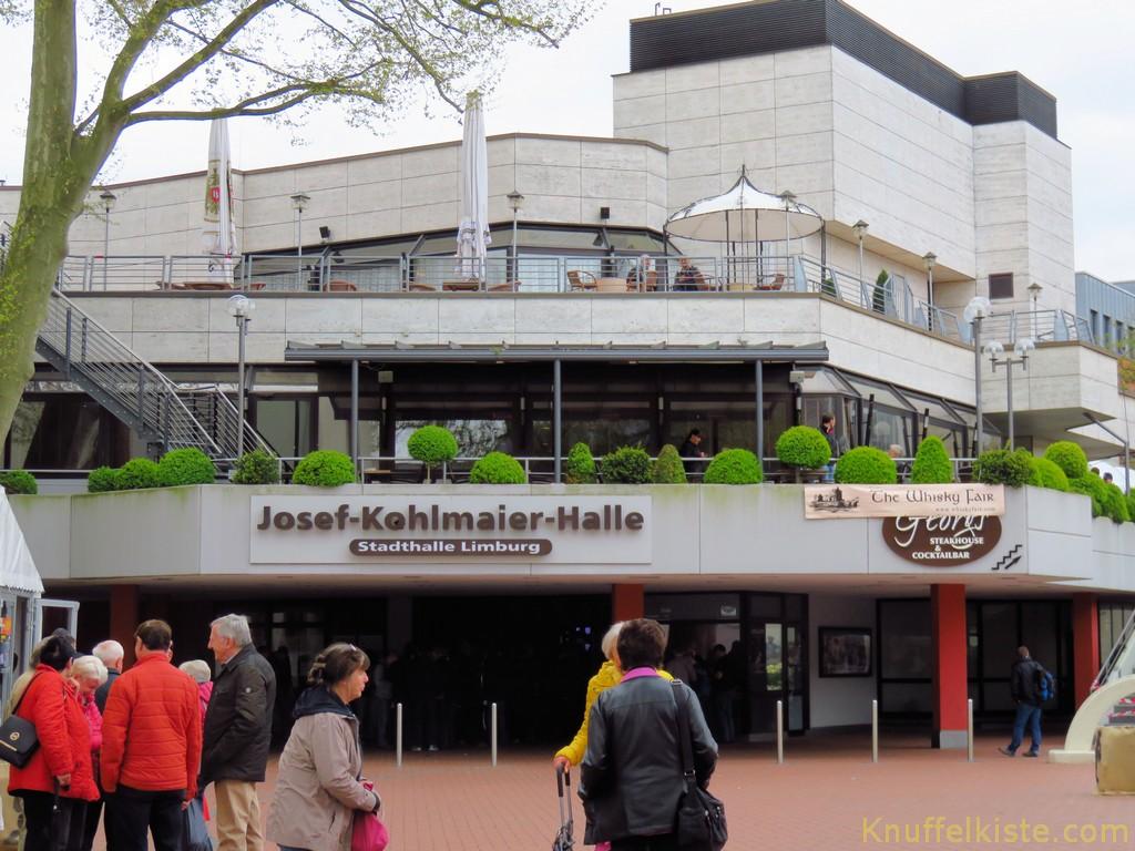 Stadthalle Limburg