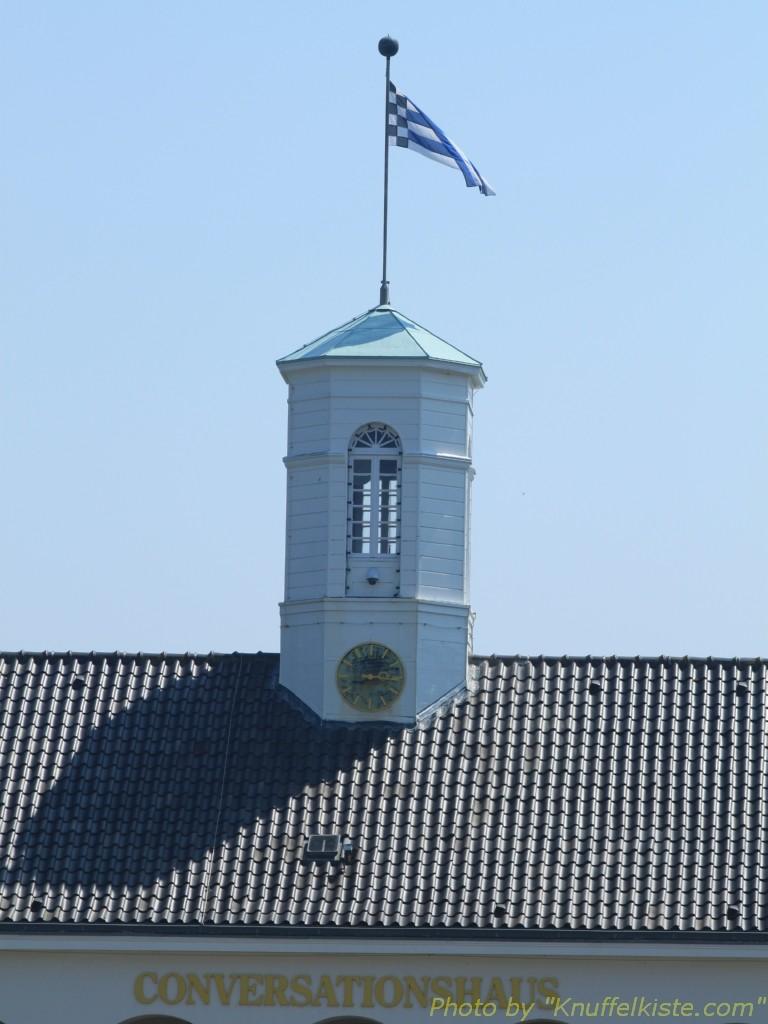 Turm des Conversationshauses!