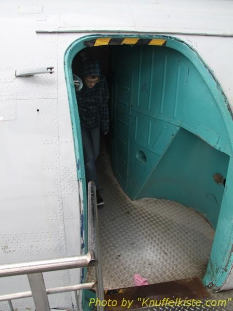 Eingang zur Antonov