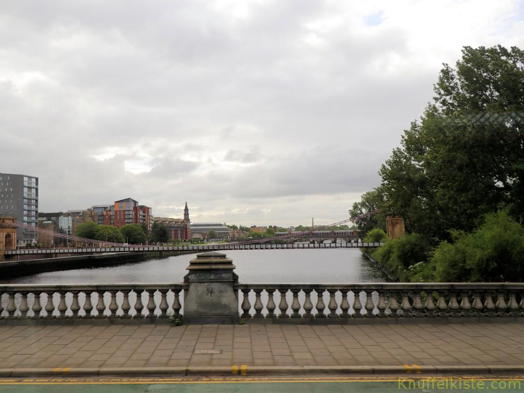 Tschüß Glasgow !