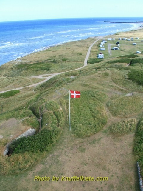 Dänische Flagge mus sein :-)