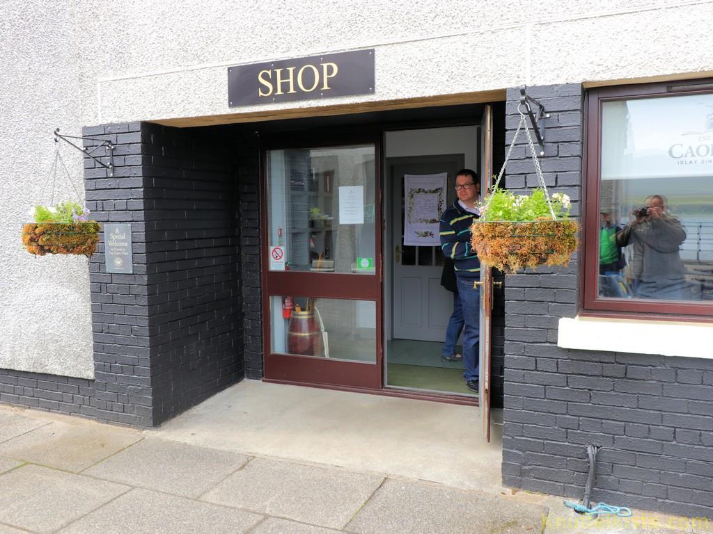 Shop von Caol Ila