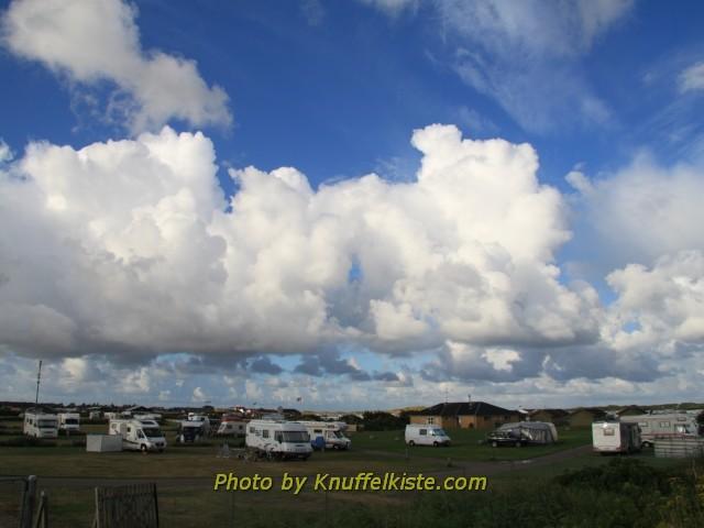 Die Wolken sind der Wahnsinn !