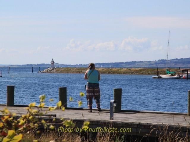 Kleiner Hafen von Ebeltoft