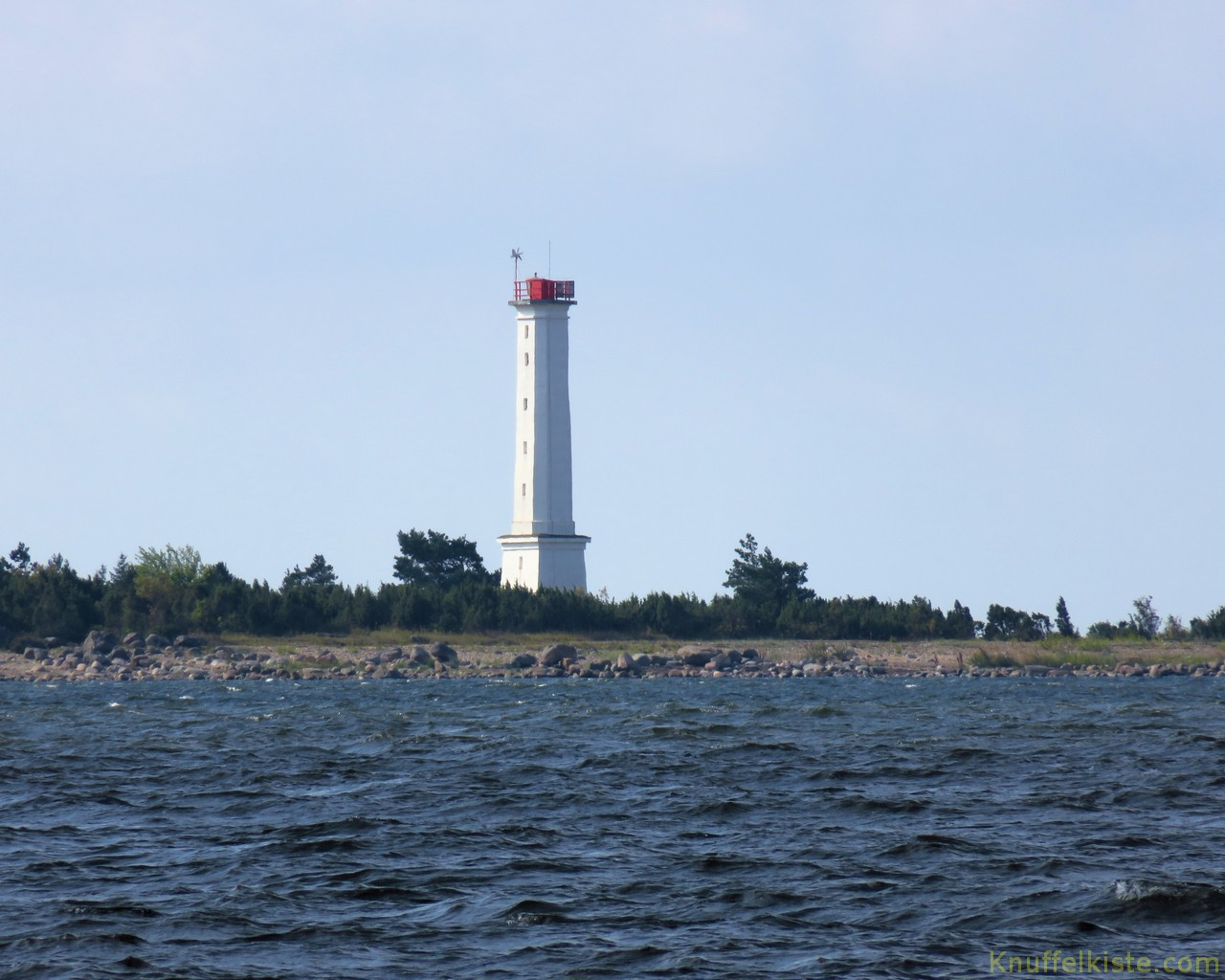 Leuchtturm in der Ferne