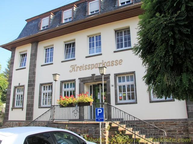 Kreissparkasse Enkirch,ich brauch mal Geld!