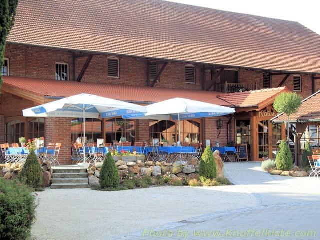 Restaurant am Campingplatz