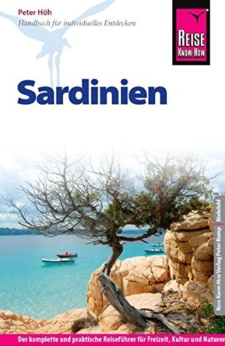 """""""Sardinien"""" vom """"Reise-Know-How"""" Verlag"""