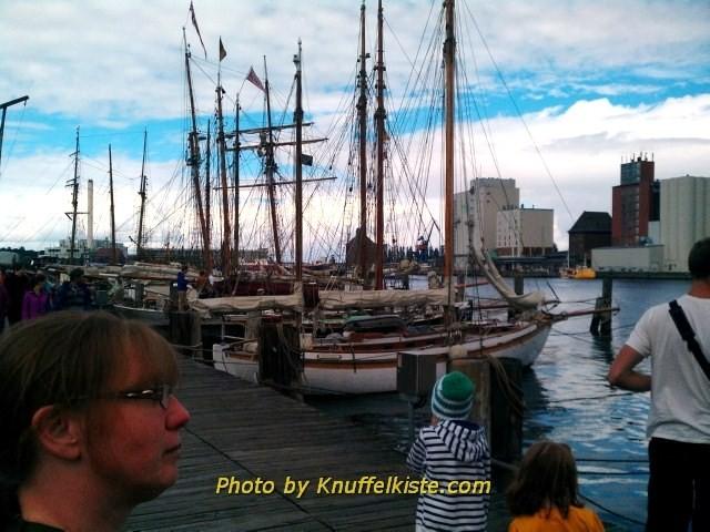 einfach schön die alten Segelschiffe