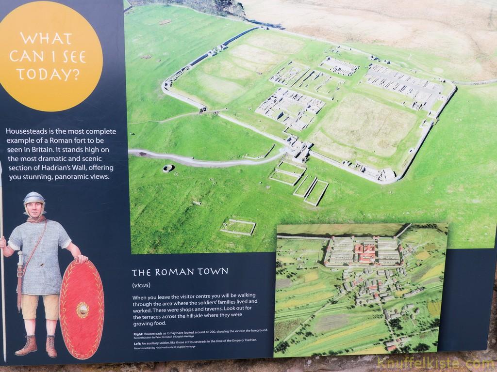einer alten Römer Siedlung!