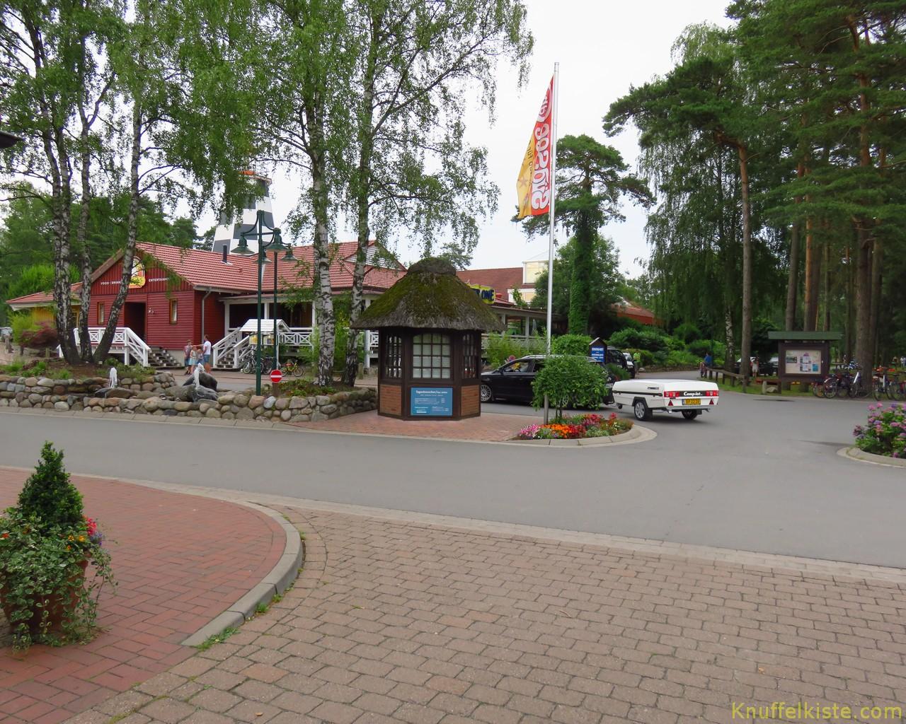 das SÜDSEE-CAMP in Wietzenhofen