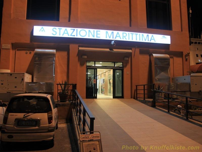 Stazione Marittimo