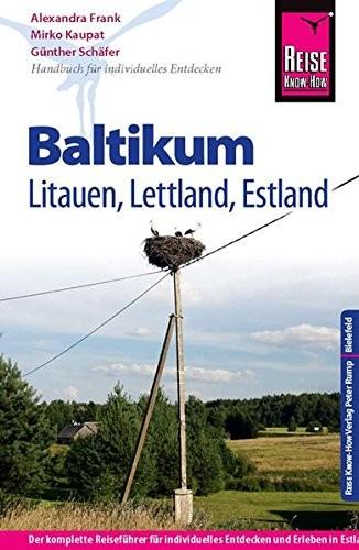 """Reise-Know-How Verlag"""" Baltikum"""