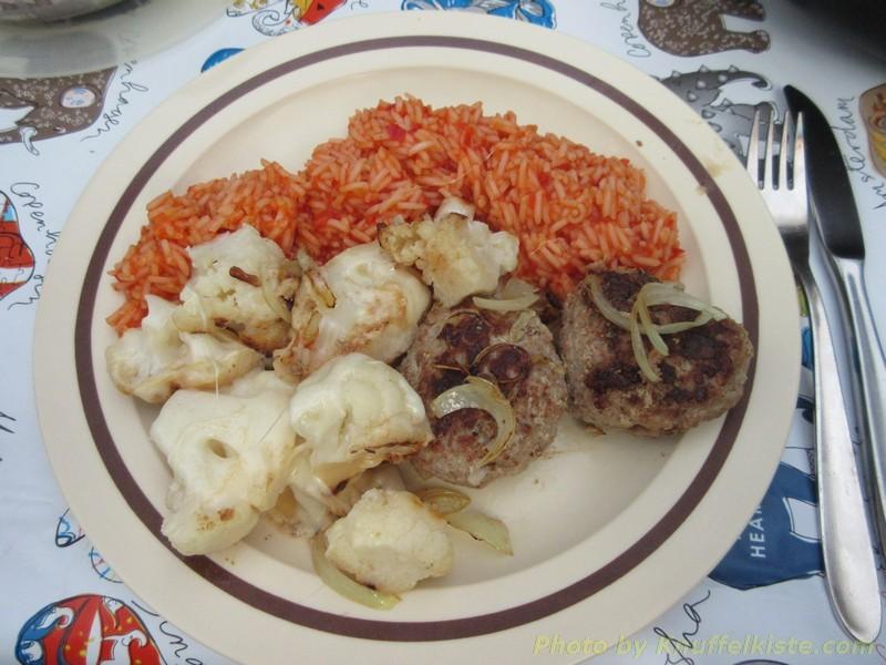 Heutiges Abendessen