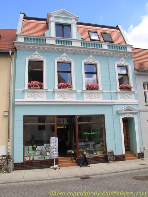 Haus in der Stadt