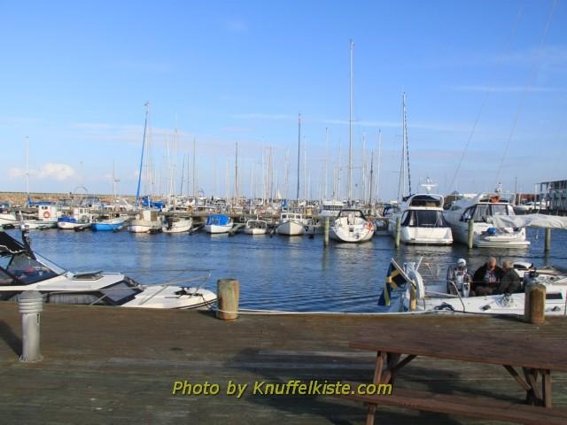Saeby Hafen Anlegestellen