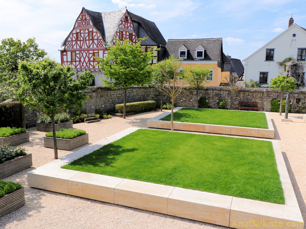 Garten des Bischoff