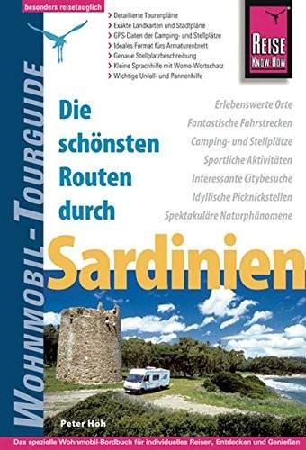 """""""Die schönsten Routen durch Sardinien""""von Peter Höh"""