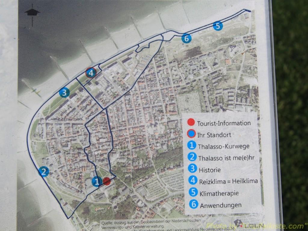 Promenadenweg-Schild