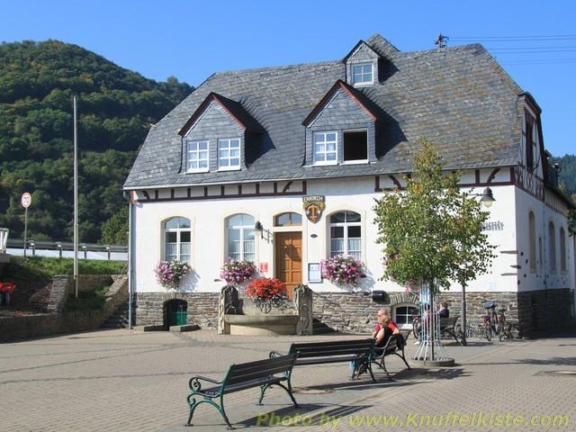 Touristeninfo von Enkirch