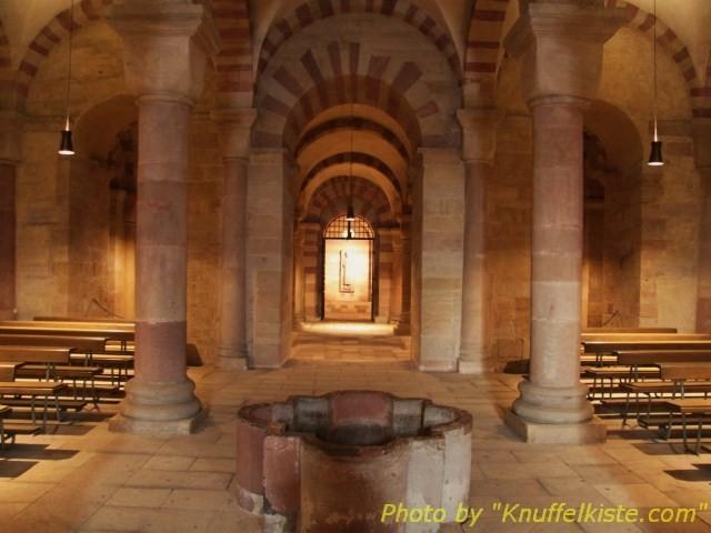 Kapelle in der Krypta
