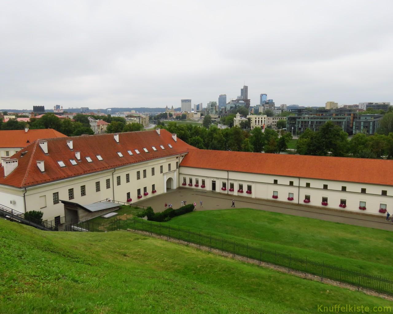 Aussicht über die Altstadt