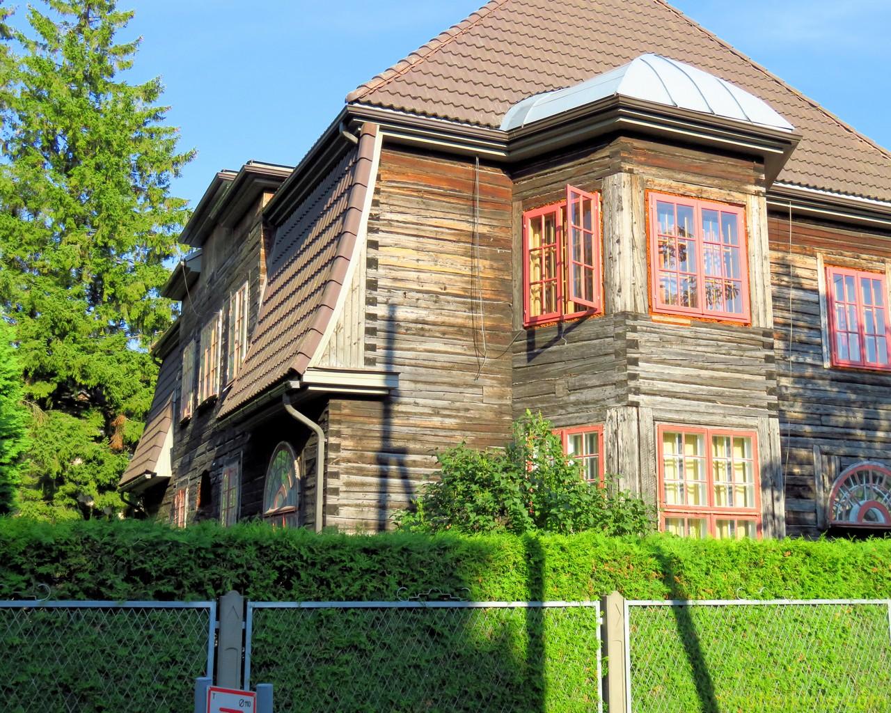 noch ein schönes altes Haus