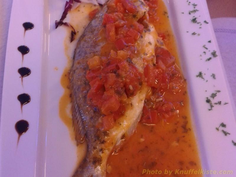 Gabi´s leckerer Fisch (Dorade)