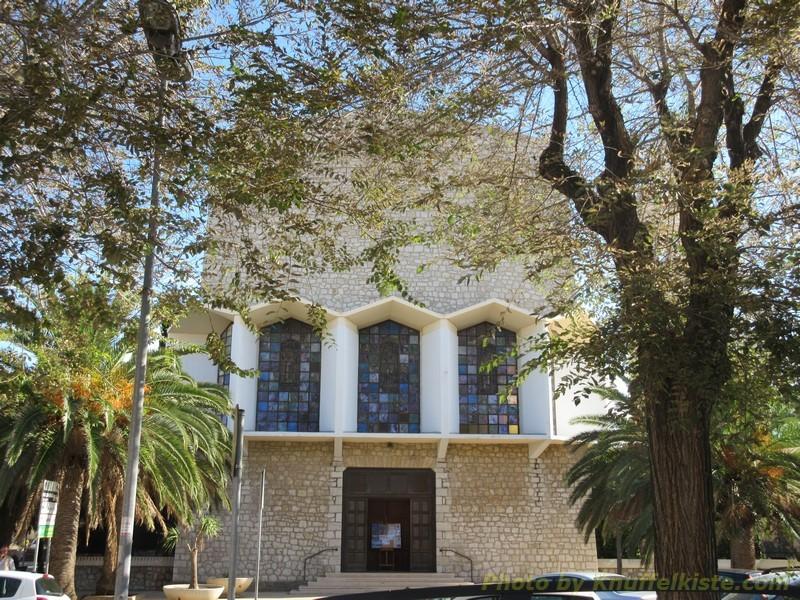 Kirche in Alghero
