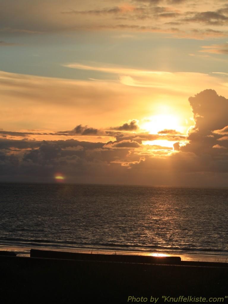 Sonnenuntergang...einer von unzähligen...