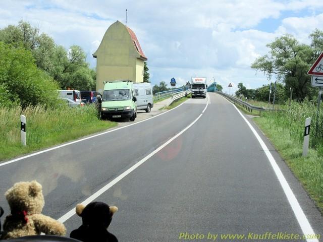 Brücke nach Usedom