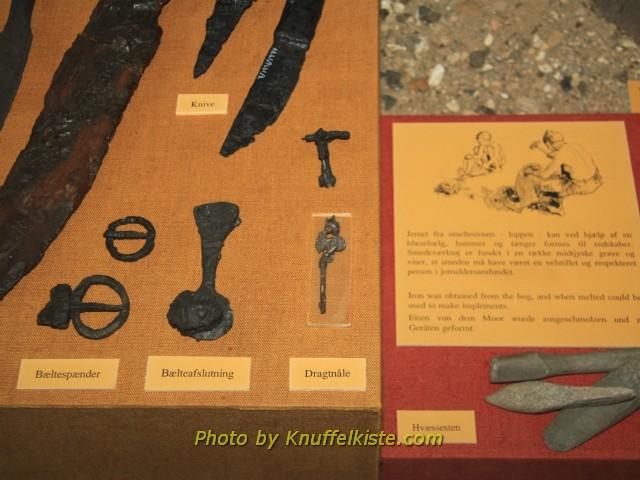 Werkzeuge aus der Eisenzeit