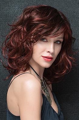 perruque-cheveux-synthétiques-mi-longs-femme