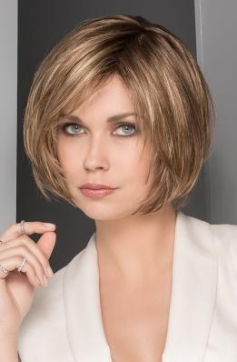 Perruque synthétique cheveux courts haut de gamme